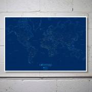 Colour Map - City Lights