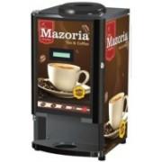 MAZORIA TEA COFFEE MACHINE 2 LANE 25 Cups Coffee Maker(Black)