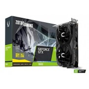 Zotac GTX 1660 6GB GDDR5 ZT-T16600F-10L Tarjetas de Video