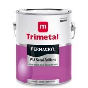 Trimetal Permacryl PU Semi Brillant - Wit - 1 l