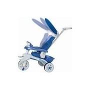 Triciclo Magic Toys Super Trike Azul 3 Posições