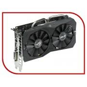 Видеокарта ASUS Radeon RX 560 1275Mhz PCI-E 3.0 4096Mb 7000Mhz 128 bit DVI HDMI HDCP Strix Gaming ROG-STRIX-RX560-4G-GAMING