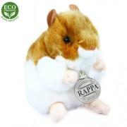 Hamster din pluș Rappa, 13 cm