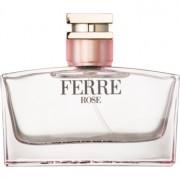 Gianfranco Ferré Ferré Rose eau de toilette para mujer 50 ml