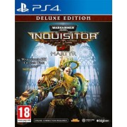 BigBen PS4 Warhammer 40,000: Inquisitor - Martyr - Deluxe Edition EU
