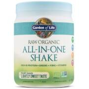 Garden of Life Raw Organic All-In-One Shake - Lightly Sweet - 519g