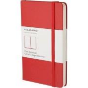 Moleskine Notes Moleskine L gładki czerwony