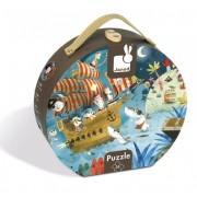 Hat Boxed Puzzle - Skriveno blago, 36 kom