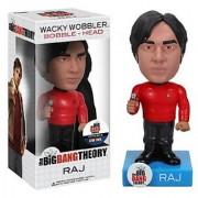 Funko Star Trek Big Bang Theory: Raj Wacky Wobbler