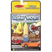 Melissa-Doug Rajzolás vízzel Járművek