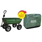 Güde Gartenwagen GGW 300 mit Aufsatzplane