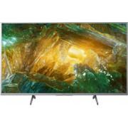 Televizor LED 123.2 cm Sony 49XH8077 4K Ultra HD Smart TV Android