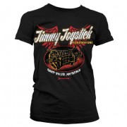 Tee Jimmy Joystick Transmissions Girly Tee