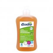 Detergent bio lichid pentru vase ultradegresant cu lamaie verde