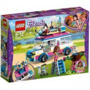 Конструктор Лего Френдс - Специалният бус на Olivia, LEGO Friends, 41333