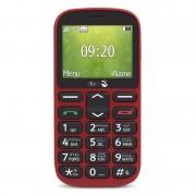 Doro Téléphone Mobile plat DORO 1360 - rouge