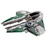 Star Wars 30th Anniversary Saga 2007 Vehicle Anakin Skywalker Episode III Green Jedi Starfighte