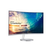 """Monitor SAMSUNG 27"""""""" FHD 4MS HDMI/D-SUB/DP HEADPHONE CURVO - LC27F591FDUX/EN"""