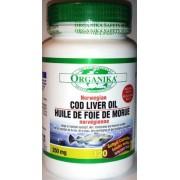 Ulei din ficat de cod (Cod liver oil) - pentru sistemul imunitar