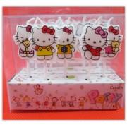 narodeninová sviečka Hello Kitty 5ks