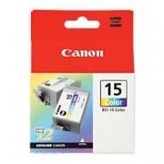 Canon BCI-15C Original Ink Cartridge 3 Colours 2 Pieces