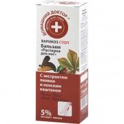 DOCTORUL CASEI Crema venotonica intensiva pentru picioare cu extracte de castane si lipito