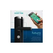 Fechadura Digital Soprano Smart One Preto