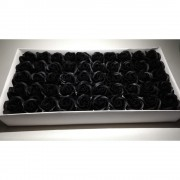Trandafiri De Sapun 50/set Negru