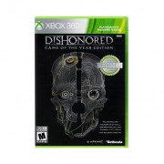 Xbox 360 Dishonored Game Of The Year Edition - Xbox 360