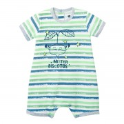 Petit Béguin Barboteuse bébé garçon Ramollo - Taille - 9 mois