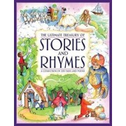 The Ultimate Treasury of Stories and Rhymes: A Collection of 215 Tales and Poems, Hardcover/Nicola Baxter