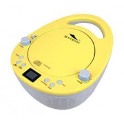 Radio CD MP3 Beats & Go Altavoces