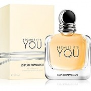 ARMANl BECAUSE IT'S YOU EDP FOR HER 100ML