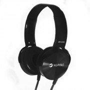 Alpino Over the Ear Wired Extra Bass Headphone with Mic
