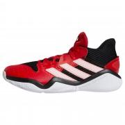 Adidas PERFORMANCE Basketballschuhe weiß / rot / schwarz 40,5-41,41-41,5,42,42,5-43,43-43,5,44,44,5-45,45-45,5,46-47