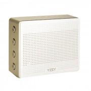 Coluna Bluetooth YZSY 3W Metal Minti com Micro Dourado