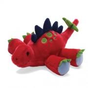 Gund Animal Chatter Dino Roars with Sound Plush Toy - Stegosaurus Dinosaur
