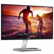"""Monitor LED DELL S-series S2218M 21.5"""" UltraSlim bezels, 1920x1080, IPS, LED Backlight, 1000:1, 8 000 000:1, 178/178, 6ms, 250 cd/m2, VGA, DVI-D, tilt, Black"""