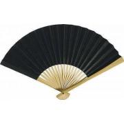Black Paper Hand Fans