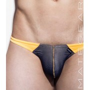 Mategear Nae Kal Mesh Ultra Pouch Bikini Swimwear Navy/Orange 1561201