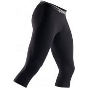 Icebreaker M's Oasis Legless Black (001) 2017 Tunna underställsbyxor i merino