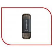 USB Flash Drive 64Gb - Transcend JetDrive Go 300 TS64GJDG300K