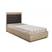 Луксозно легло 90/200 за детска стая Мебели Богдан модел ALFA