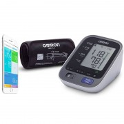 Tensiómetro Digital de Brazo Omron M7 Intelli IT. Conexión por Bluetooth a la App Omron Connect