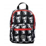 Pick & Pack Schooltas Backpack Panda Zwart