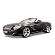 Maisto Mercedes Benz SL-500 Convertible 2012,scal 1:18 in Black