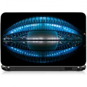 VI Collections Stadium Lighting Printed Vinyl Laptop Decal 15.5