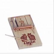 Luna Luna houten muizenval kaart