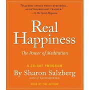 Real Happiness: The Power of Meditation: A 28-Day Program, Audiobook