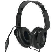 Sztereo fejhallgató, hangerőszabályzóval, 5 m vezeték HPH 7
